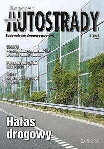 Magazyn Autostrady wydanie nr 7/2015