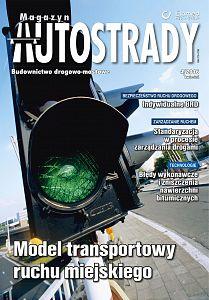 Magazyn Autostrady wydanie nr 4/2016
