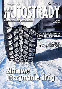 Magazyn Autostrady wydanie nr 1-2/2018