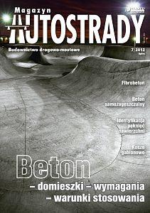 Magazyn Autostrady wydanie nr 7/2012