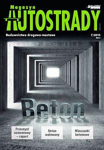 Magazyn Autostrady wydanie nr 7/2013