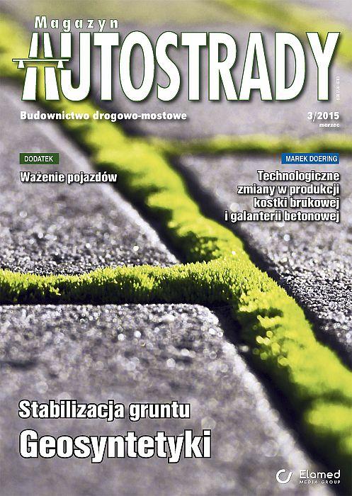 Magazyn Autostrady wydanie nr 3/2015