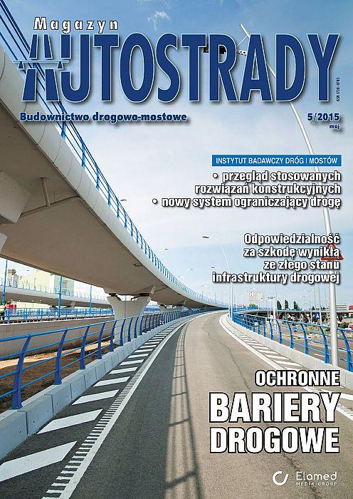 Magazyn Autostrady wydanie nr 5/2015