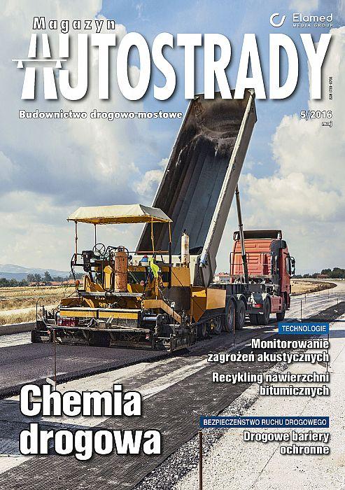Magazyn Autostrady wydanie nr 5/2016