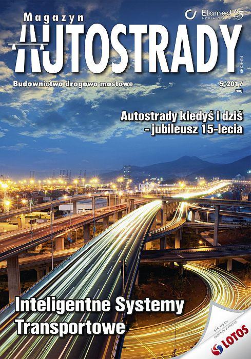 Magazyn Autostrady wydanie nr 5/2017