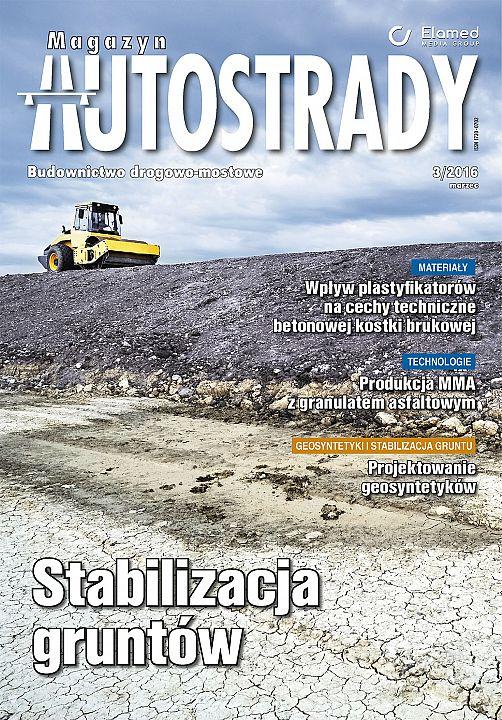 Magazyn Autostrady wydanie nr 3/2016