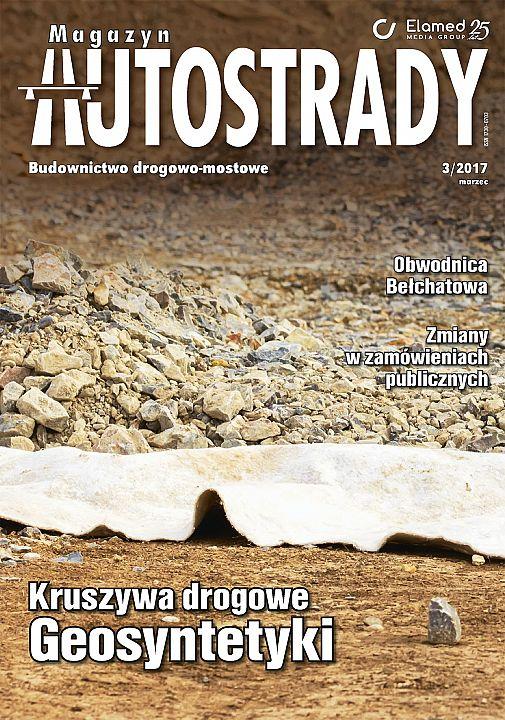 Magazyn Autostrady wydanie nr 3/2017