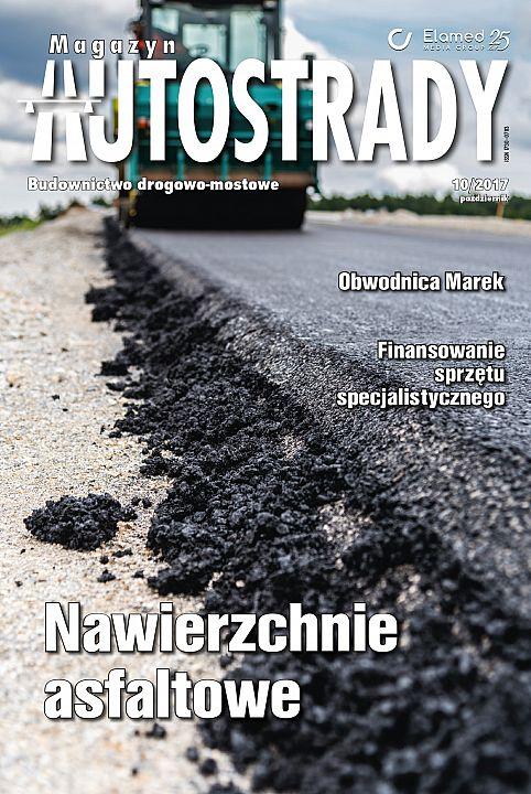 Magazyn Autostrady wydanie nr 10/2017