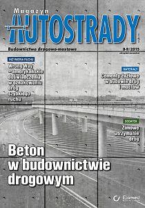 Magazyn Autostrady wydanie nr 8-9/2015