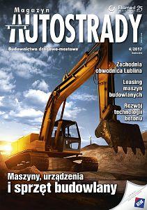 Magazyn Autostrady wydanie nr 4/2017