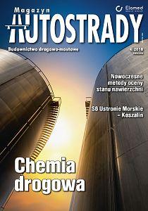 Magazyn Autostrady wydanie nr 4/2018