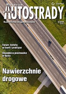 Magazyn Autostrady wydanie nr 3/2019