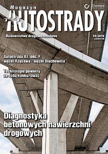 Magazyn Autostrady wydanie nr 10/2019