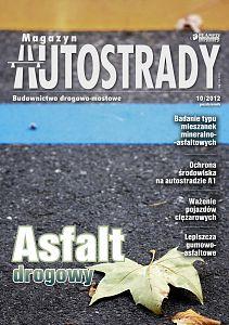 Magazyn Autostrady wydanie nr 10/2012
