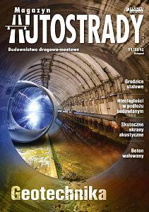 Magazyn Autostrady wydanie nr 11/2012