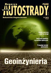 Magazyn Autostrady wydanie nr 11/2013