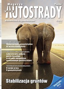 Magazyn Autostrady wydanie nr 3/2014