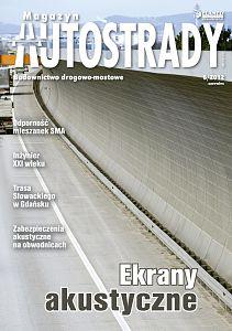 Magazyn Autostrady wydanie nr 6/2012