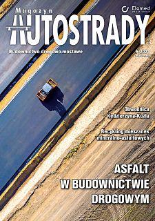 Magazyn Autostrady wydanie nr 5/2021