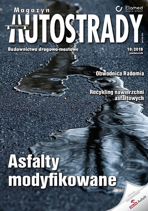 Magazyn Autostrady wydanie nr 10/2018
