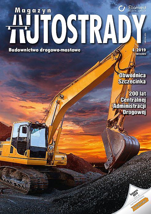 Magazyn Autostrady wydanie nr 4/2019