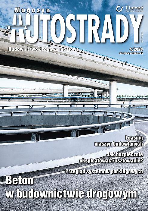 Magazyn Autostrady wydanie nr 4/2020