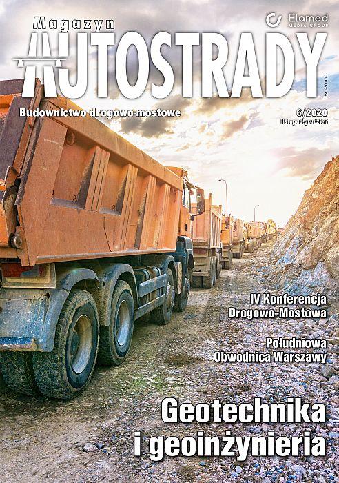 Magazyn Autostrady wydanie nr 6/2020