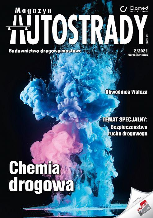 Magazyn Autostrady wydanie nr 2/2021