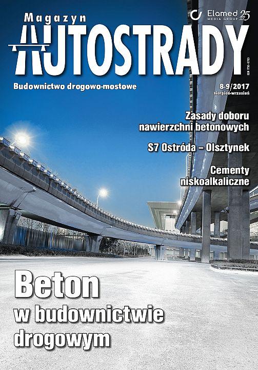 Magazyn Autostrady wydanie nr 8-9/2017
