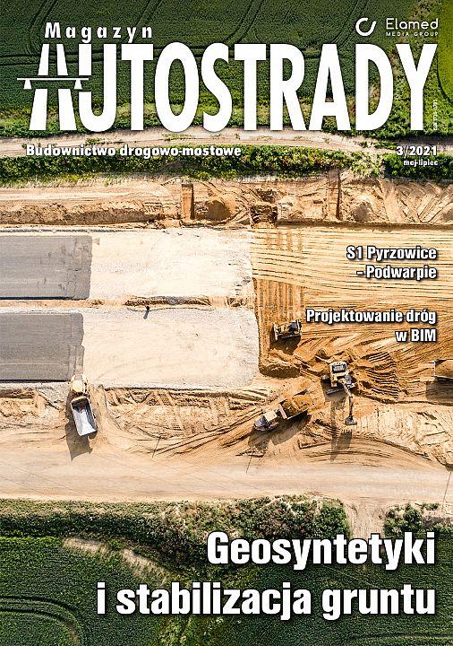 Magazyn Autostrady wydanie nr 3/2021