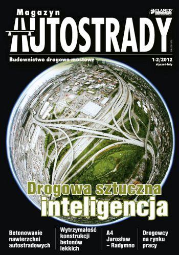 Magazyn Autostrady wydanie nr 1-2/2012