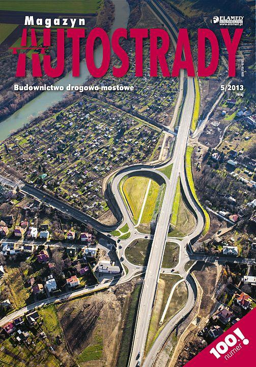 Magazyn Autostrady wydanie nr 5/2013
