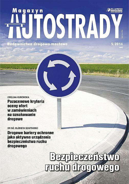 Magazyn Autostrady wydanie nr 5/2014