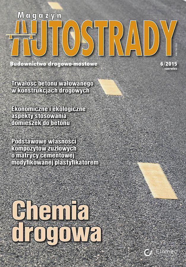 Magazyn Autostrady wydanie nr 6/2015