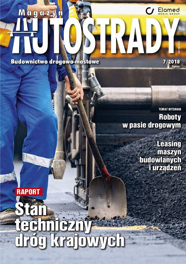 Magazyn Autostrady wydanie nr 7/2018
