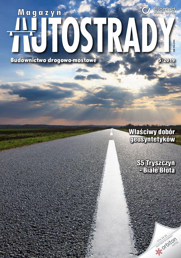 Magazyn Autostrady wydanie nr 5/2019