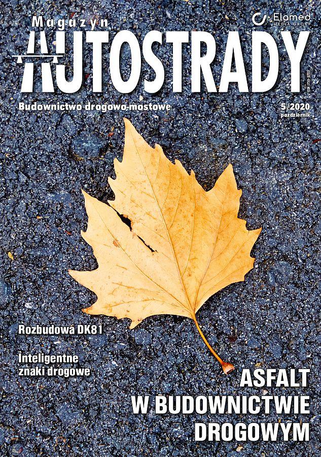 Magazyn Autostrady wydanie nr 5/2020