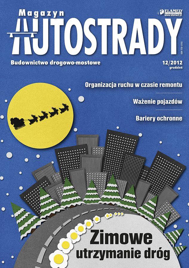 Magazyn Autostrady wydanie nr 12/2012