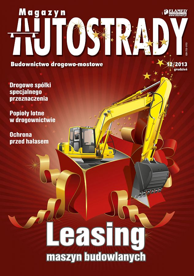 Magazyn Autostrady wydanie nr 12/2013