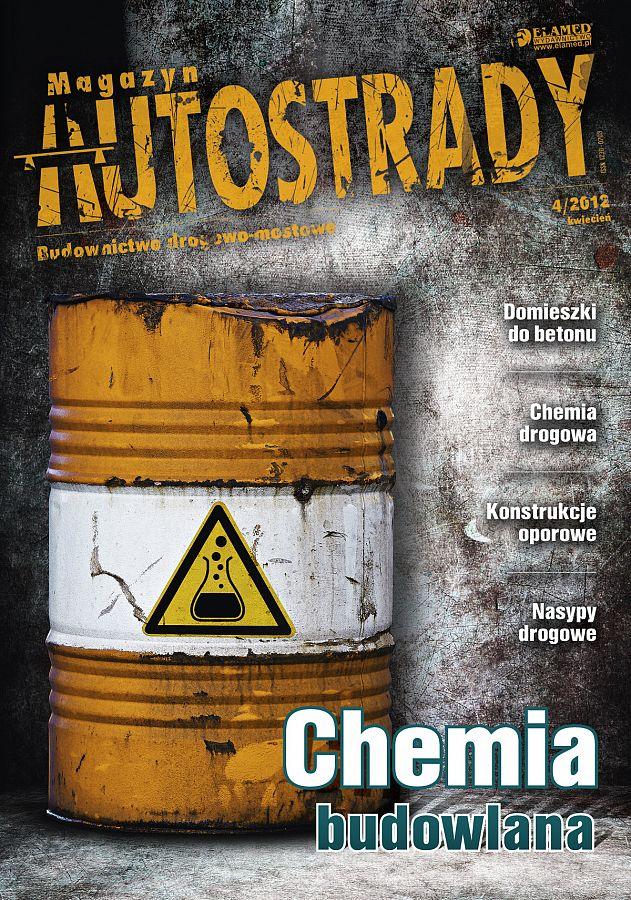 Magazyn Autostrady wydanie nr 4/2012