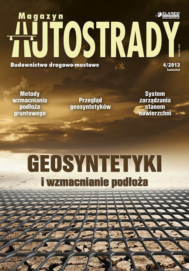 Magazyn Autostrady wydanie nr 4/2013