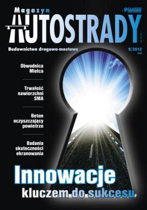 Magazyn Autostrady wydanie nr 5/2012