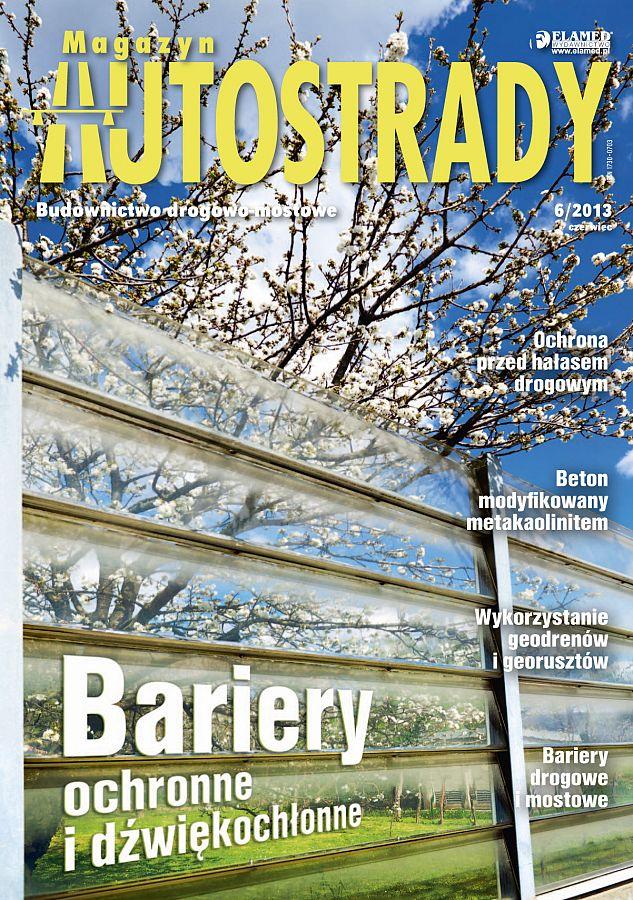 Magazyn Autostrady wydanie nr 6/2013