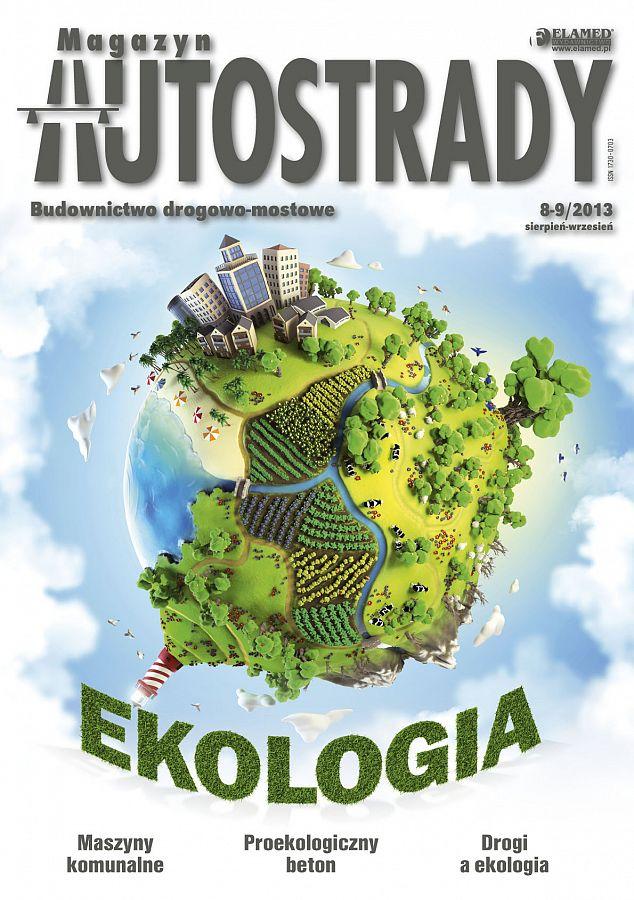 Magazyn Autostrady wydanie nr 8-9/2013